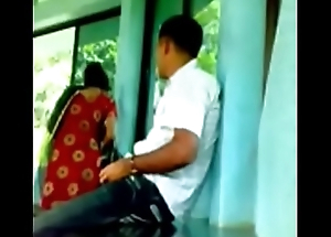 Indian Couple Caught Fucking In University Classroom