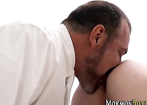 Mormons hole fucked requital