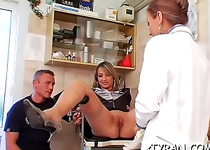 Kinky mistress ties and tapes up serf not far from hot bdsm fetish
