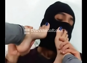 Tunisian Feet Licking ( watch running videos visit us https://footfetish-10.webself.net/arab-feet-videos )