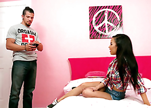 Fucking My Sisters Friend with Maya Bijou - Reality Kings HD