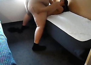 Hot Amateur Indian Muslim Girl Services A Small Fat Dick On Video As The Fat Man Film Director Cums On Her Perfect Teen Tits