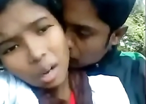 bihar sexy girl romance outdoor away from her lover
